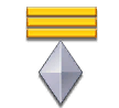 Звание Warface - комендор сержант