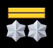 Звание Warface - старший лейтенант
