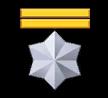Звание Warface - старший офицер