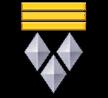 Звание Warface - старший уорент-офицер 1 класса
